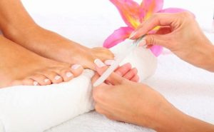 Regular-pedicure